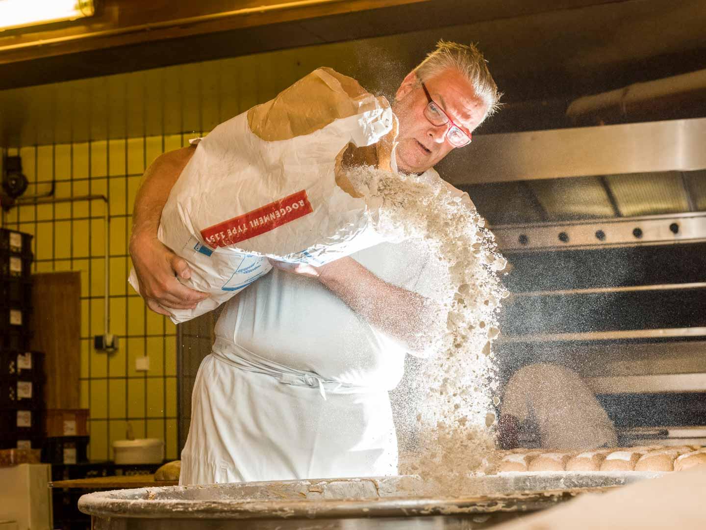Bäcker Gaues in Lachendorf