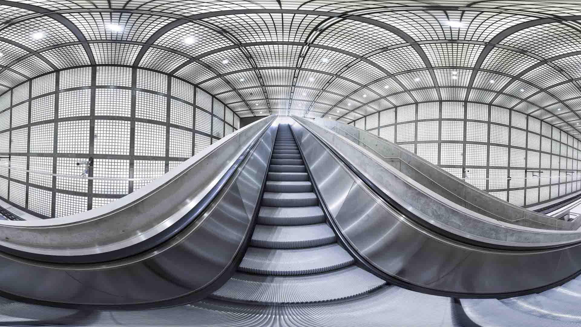 360° Citytunnel Leipzig
