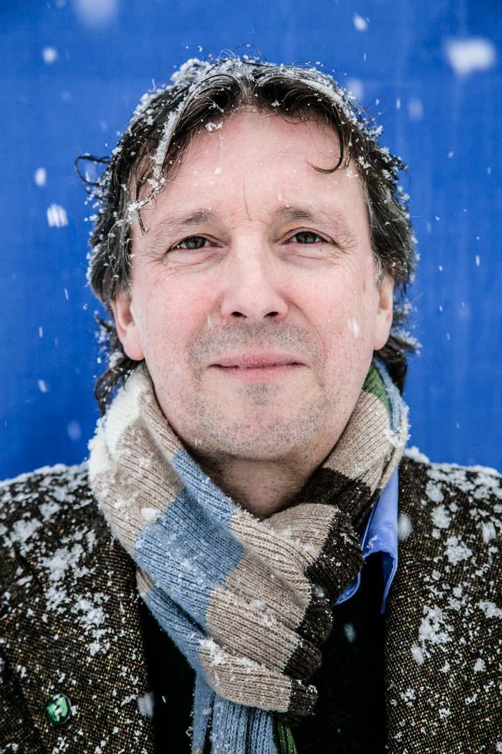 Helge Malchow , Verlegerischer Geschäftsführer des Verlag Kiepenheuer & Witsch auf der Leipziger Buchmesse