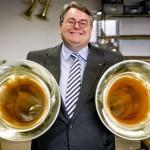 Gerhard A. Meinl, Geschäftsführer JA-Musik,  VMI Vogtländische Musikistrumentenindustrie
