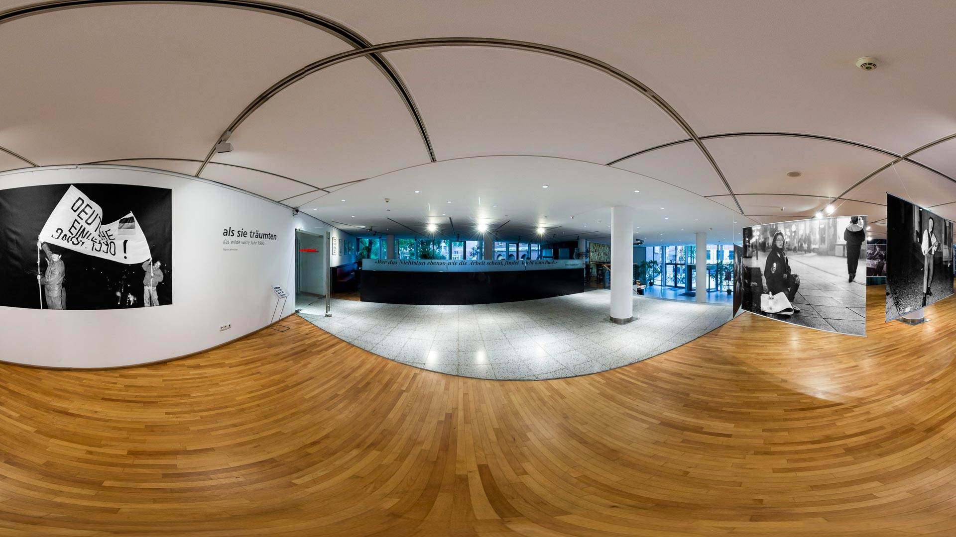 360° Als sie träumten (Ausstellung)