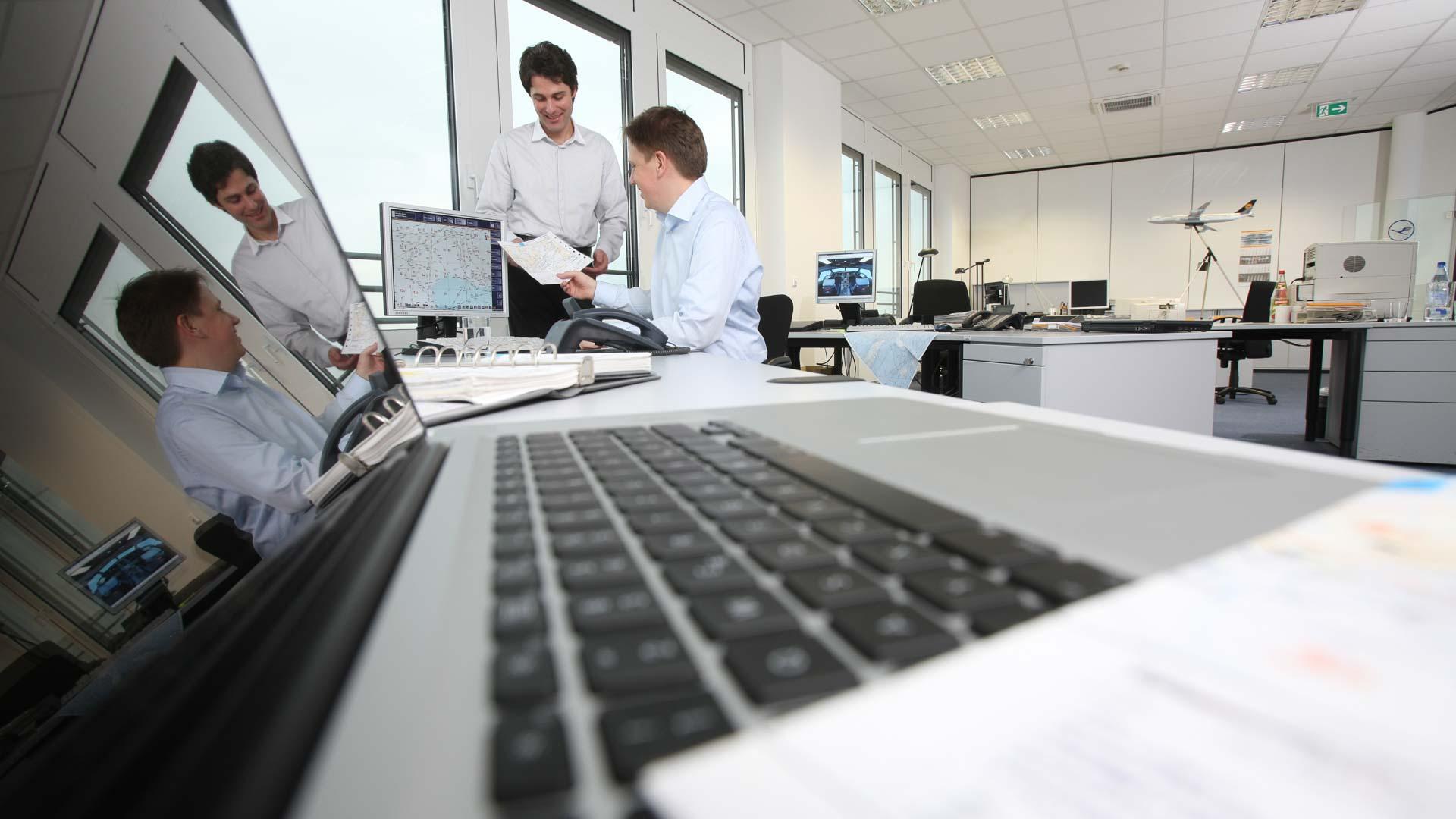 LUFTHANSA AG Geschäftsbericht