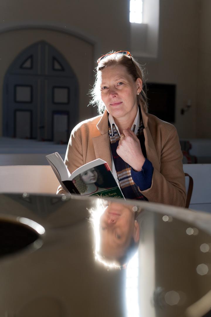 Cosima Bellersen-Quirini, Schriftstellerin und Sachbuchautorin