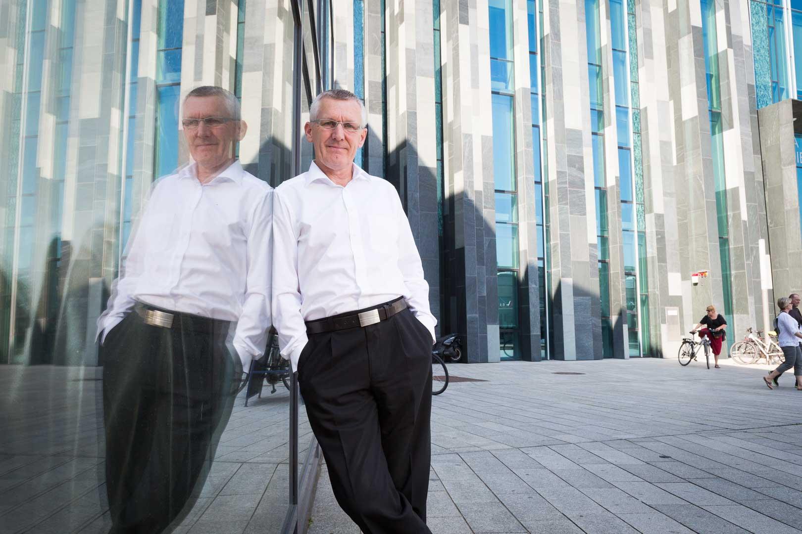 Don Harris talks back - visiting Leipzig