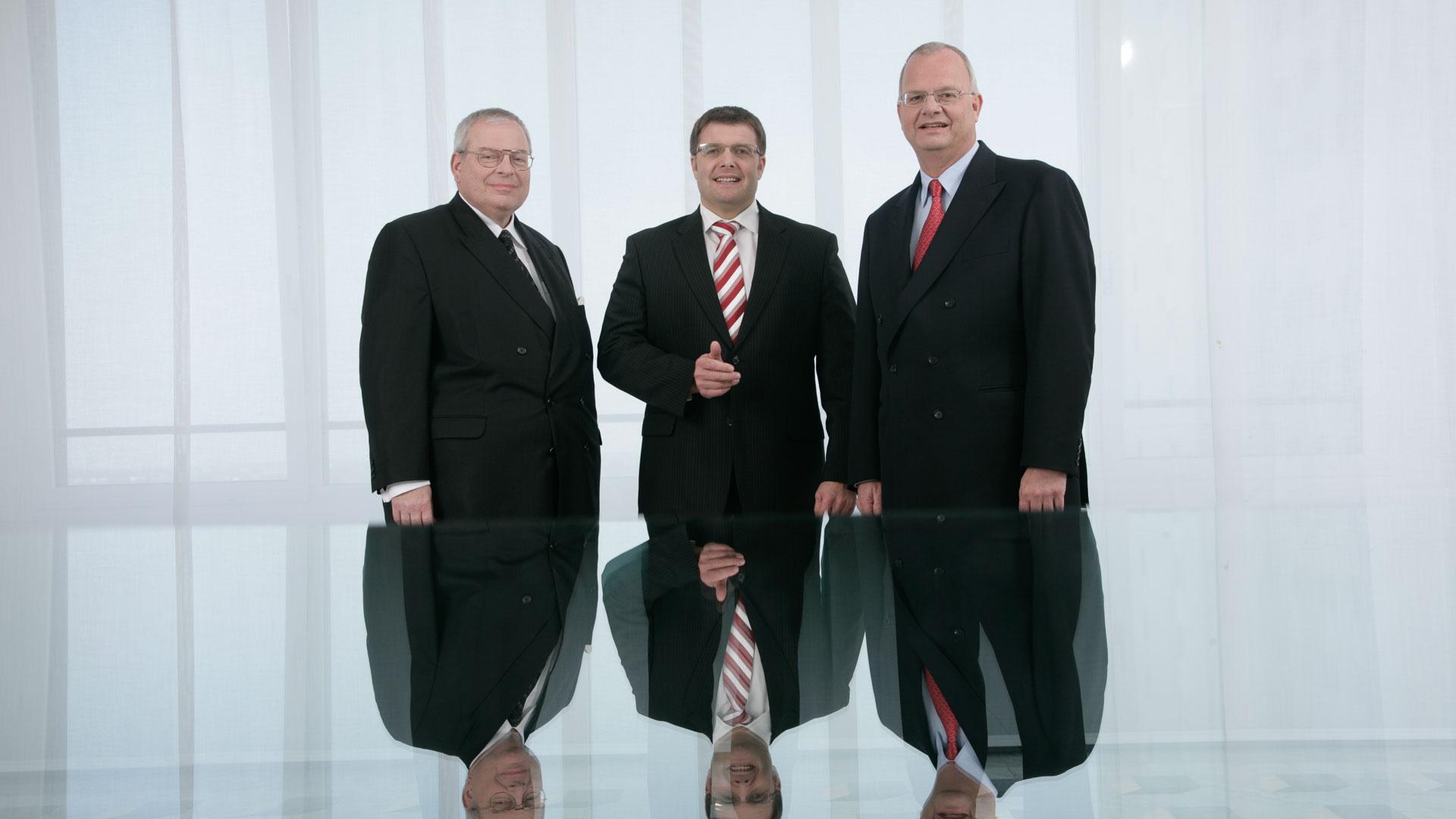 Vorstand der LBBW-Sachsenbank 2007