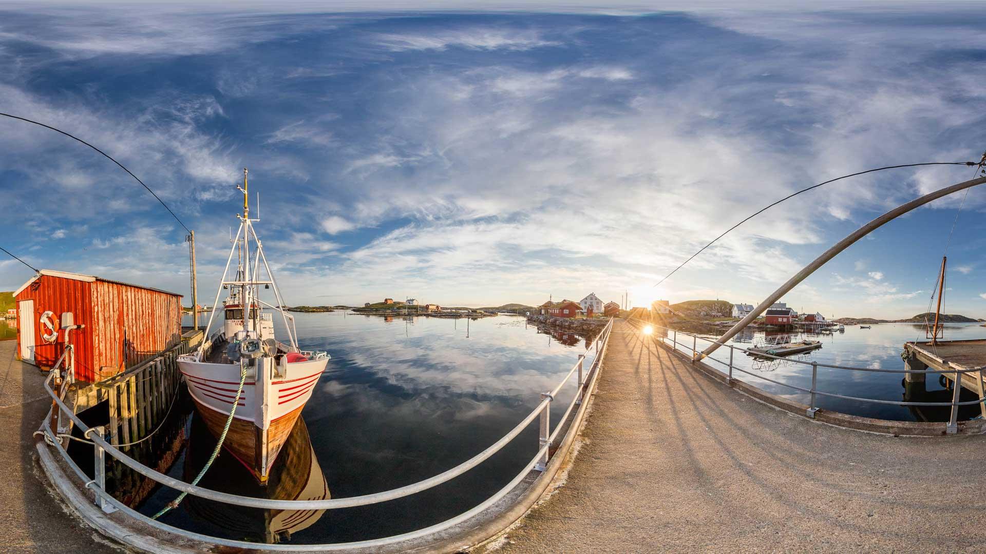 360° Norwegen Inselrundgang